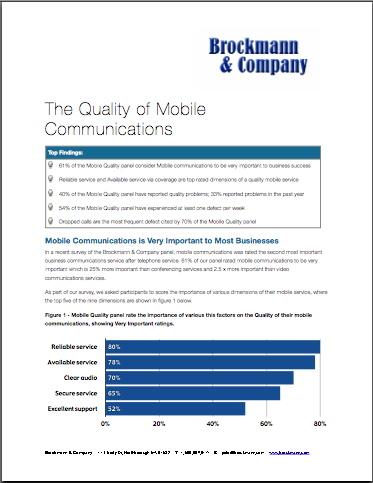 qualityofmobilecommunications